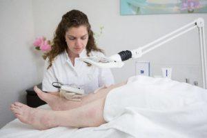 coagulatie ontsierende bultjes en steelwratjes bij huidtherapie groene hart