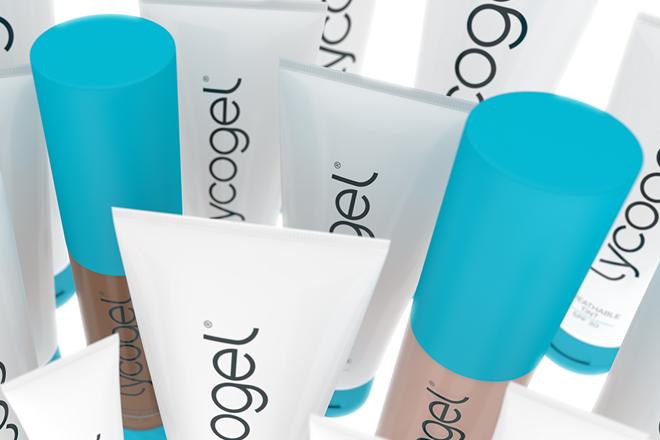 Lycogel het product geschikt voor alle huidtypen. Geeft een mooie dekking zelfs bij huidklachten