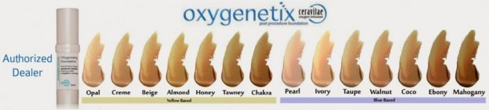 oxygenetix make-up