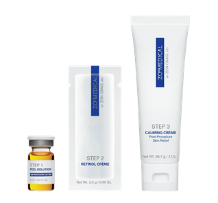 ZO medical 3 step stimulator peel