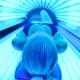 zonnebank en huidtherapie
